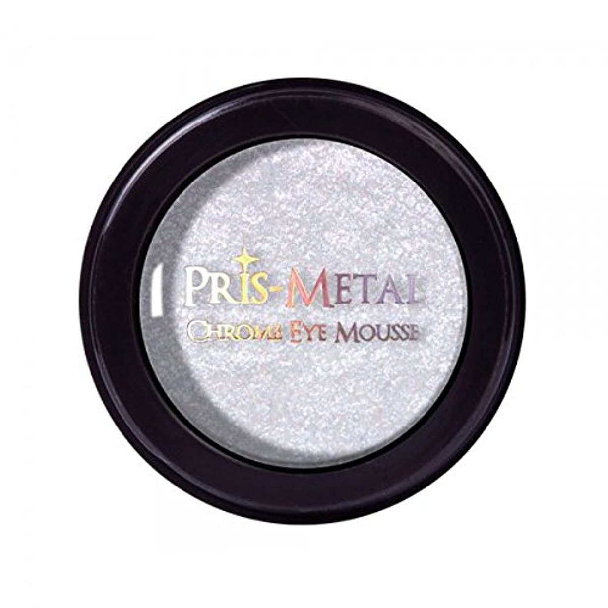 J. CAT BEAUTY Pris-Metal Chrome Eye Mousse - Holography Types (並行輸入品)