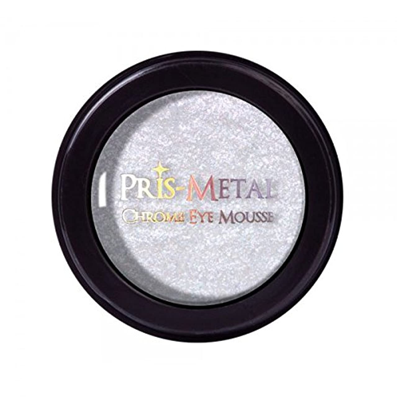 トンカール子供っぽいJ. CAT BEAUTY Pris-Metal Chrome Eye Mousse - Holography Types (並行輸入品)