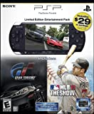 PlayStation Portable Limited Edition MLB 11 & Gran Turismo Entertainment Pack (輸入版)