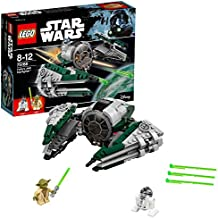 Lego Star Wars Yoda's Jedi Starfighter 75168 Playset Toy