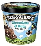 ベン&ジェリーズ チョコレート&ナッツ 120ml×36個