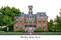 キャンパスイメージ大学ネバダ州のキャンパス画像リトグラフ印刷