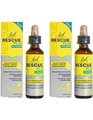 レスキュープラス ビタミン 20ml スポイドタイプ 2本セット