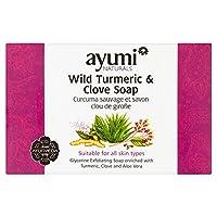 Ayumi Turmeric & Clove Soap100g