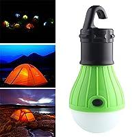 Lantern Lamp | Soft Light Outdoor Hanging LED Camping Tent Light Bulb Fishing Lantern Lamp Wholesale 141[並行輸入]