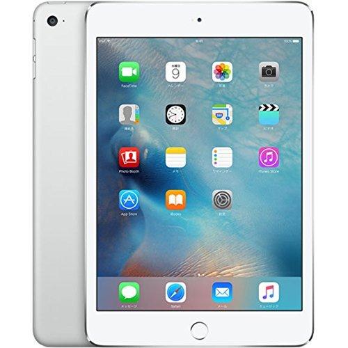 MK6K2J/A iPad mini 4 16GB シルバー Wi-Fiモデル (iOS)