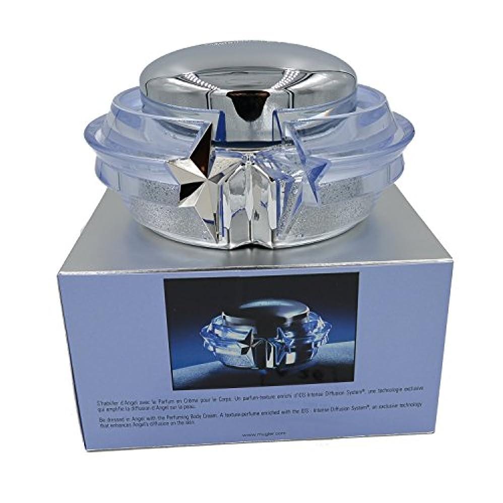シリンダーピクニックをするウェイトレスThierry Mugler ANGEL body lotion 200ml [海外直送品] [並行輸入品]