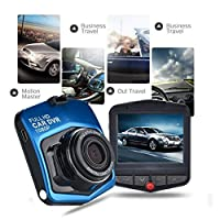 1080P 2.4インチLCDビデオレコーダーGセンサーカメラドライビングレコーダーとHD車のカメラDVR赤外線ナイトビジョンとビデオレコーダー
