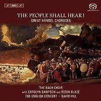 The People Shall Hear: Great Handel Choruses (2009-04-28)