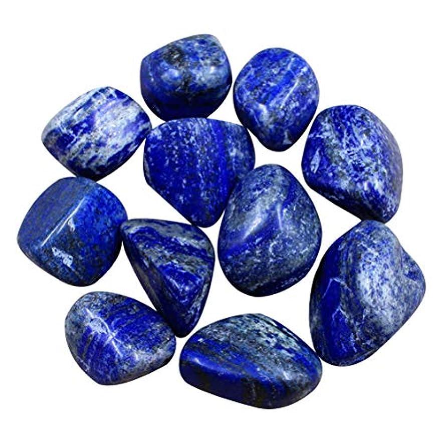 気晴らし交通出版SUPVOX 10個の天然石石落ち石の癒しReikiクリスタルジュエリー自然の岩ホームデコレーション花瓶植物を作る