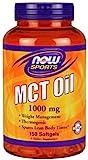 [海外直送品]NOW Foods MCT(中鎖トリグリセリド)オイル 1000mg 150粒 NOW HealthLand