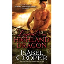 Legend of the Highland Dragon (Highland Dragons Book 1)