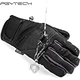 PGYTECH Photography Gloves Windproof Outdoor Mountaineering Ski Riding Flip Waterproof Touch Screen Multifunction Flying Gloves