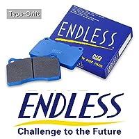 ENDLESS エンドレス ブレーキパッド タイプドリフト リア用 スカイライン R32系 H1/5~H2/4 2.0L ターボ