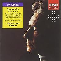 Dvorak: Symphonies Nos. 8&9