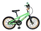 ROCKBROS(ロックブロス) 子供用 自転車 かわいい 18インチ男の子にも女の子にも! 安心のキャリパーブレーキ、バンドブレーキ仕様 ※18インチには補助輪は付属しません。 児童用 お子様のこだわりにもぴったりフィットするカラー4色サイズ4種 合計1