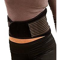 Hdwy ウエストマグネットスポーツベルトフィットネスエクササイズベルト腹部ベルト腰椎ディスク突出保護暖かいベルト