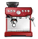 Best Brevilleのエスプレッソ - Breville BES870CBXL The Barista Express Coffee Machine, Cranberry Review