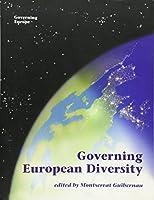 Governing European Diversity (Governing Europe series)
