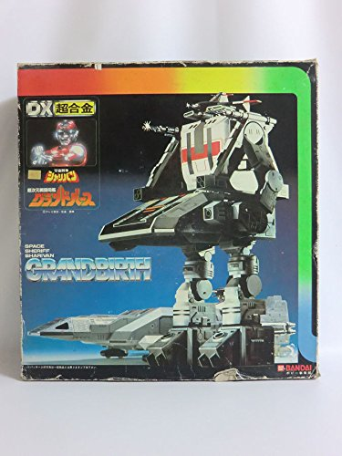 宇宙刑事シャリバン DX超合金 超次元戦闘母艦グランドバース