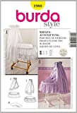 Best Bassinets - Burda Creativ Sewing Pattern 1980 for Bassinet Accessories Review