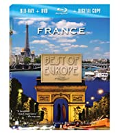 Best of Europe: France [Blu-ray] [Import]