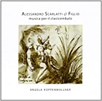 Harpsichord Works: Koppenwallner(Cemb) +domenico Scarlatti
