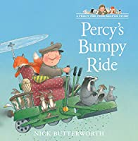 Percy's Bumpy Ride: A Tale from Percy's Park (A Percy the Park Keeper Story)