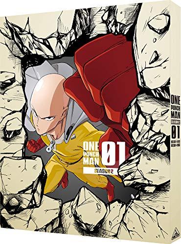ワンパンマン SEASON 2 1 (特装限定版) [Blu-ray]