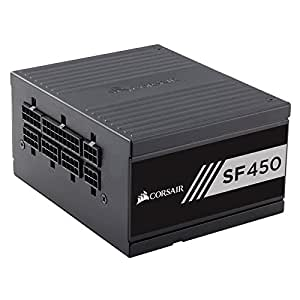 CORSAIR 450W SFX電源ユニット 80PLUS GOLD認証取得 1系統 SFシリーズ SF450