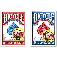 【トランプ】 【トリックカード】 バイスクル BICYCLE ストリッパー 赤