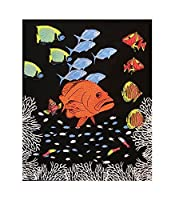 Seascape - Opticz Cloth Fabric Poster 24 x 29in
