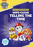 Wipe-Clean Telling the Time (Paw Patrol)