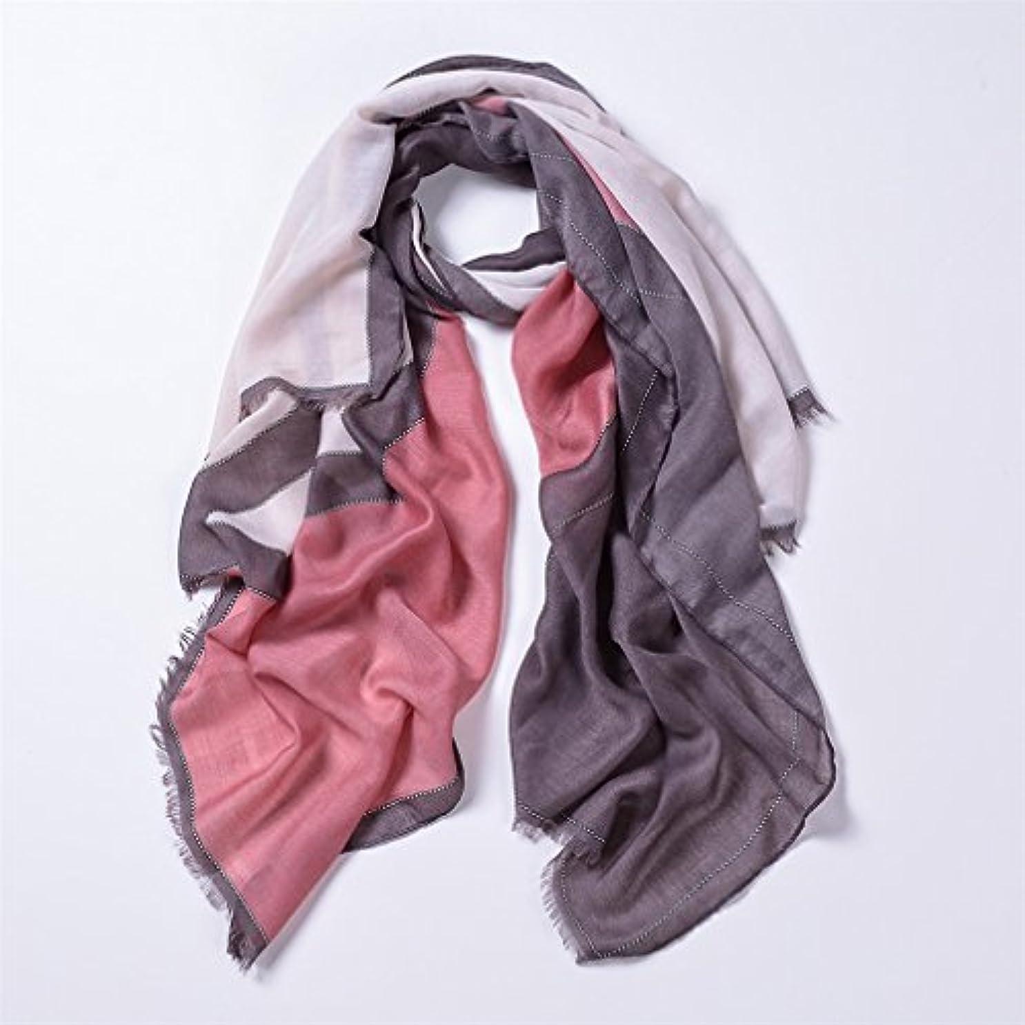 ネットステンレス叙情的なレディース?ショール - 女性サンスクリーンショールズサマースカーフグラデーションカラーロングライトウェイトカラースカーフ春夏スカーフ 家の装飾 ( Color : 6 )