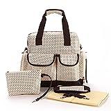 Volador マザーズバッグ 在庫処分 10つポケットが付き 3WAY 水や汚れに強い 出産祝い カワイイ 大容量バッグ