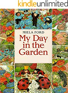 My Day in the Garden: Children's classic picture book (English Edition)