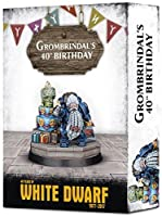 Games Workshop 99819999001 Grombrindal 40 Years of White Dwarf Miniature
