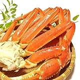 ズワイガニ足 天然 ボイル本ずわい蟹脚 極太 3Lサイズ 2kg入 6-8肩前後 良品選別済