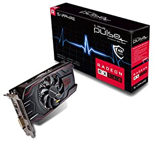 SAPPHIRE PULSE RADEON RX 560 4G GDDR5 グラフィックスボード VD6353 SA-RX560-4GD5001