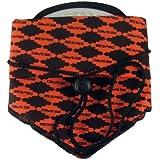 レスプロ RESPRO 高機能フィルター内蔵 スカーフ バンディットスカーフ  レッドダイヤ ワンサイズ