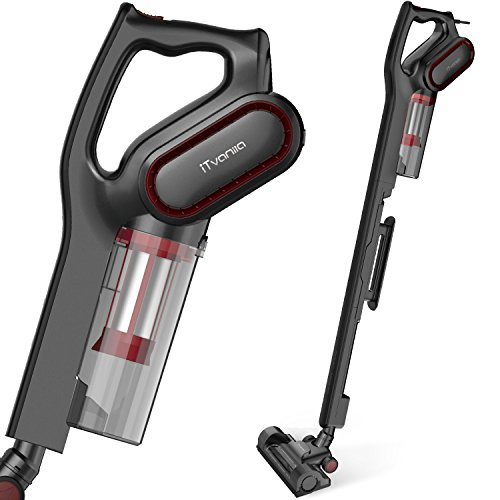 掃除機 スティッククリーナー サイクロン式 2WAY 強吸引...