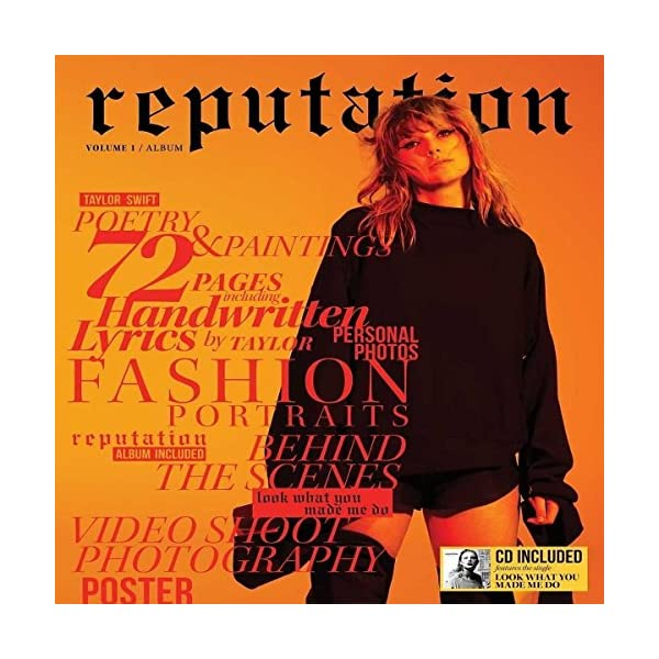 Reputation Vol. 1 (CD+Ma...の商品画像