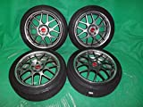 18インチ 4本セット タイヤ&ホイール ダンロップ(DUNLOP) タナベ