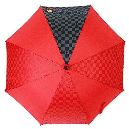 [子供傘] マンチェスター・ユナイテッドFC コンビ 55cmジャンプ傘