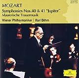 モーツァルト:交響曲第40番&第41番 画像