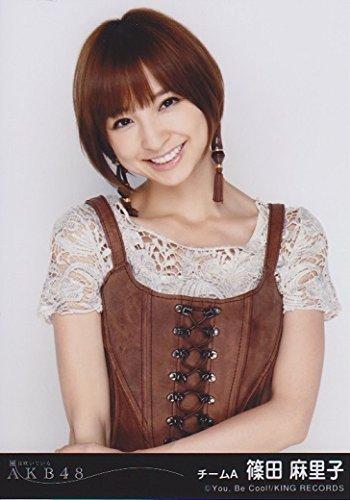 AKB48公式生写真 風は吹いている 劇場盤 【篠田麻里子】