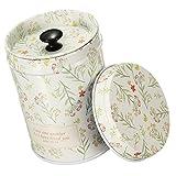 SONONIA 二重カバー 食品 密閉 容器 お茶 貯蔵缶 収納缶 キャニスター ボックス 贈り物 全12種類選べる - 09