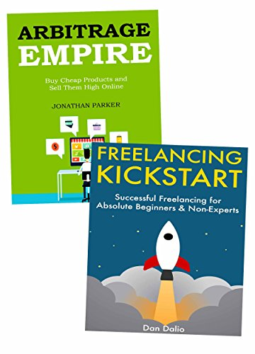 Part-Time Income Side-Hustle: Product Arbitrage & Service Freelancing for Beginners (English Edition)