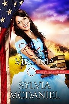 Katie: Bride of Virginia (American Mail Order Bride Series Book 10) by [McDaniel, Sylvia]