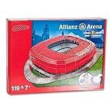 Bayern Munich バイエルン・ミュンヘン「アリアンツ・アレーナ」スタジアム3Dパズル (kog)